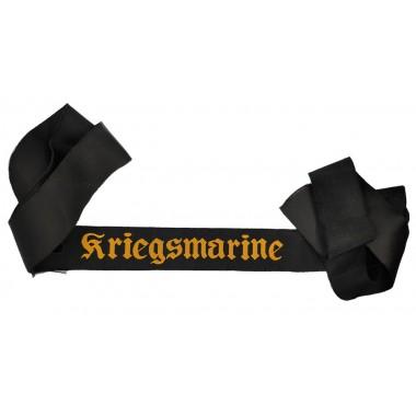 Kriegsmarine visor band