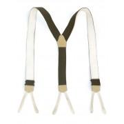 Suspenders for German pants Y-form