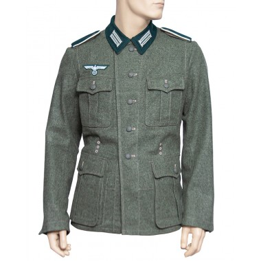 Feild blouse jacket 1936 Heer with insignia