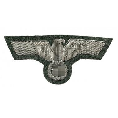 Heer officer's breast eagle for field jacket 1940 Feldgrau