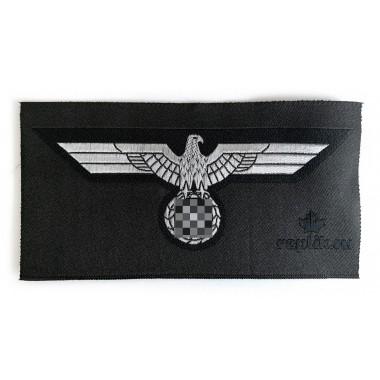 Heer Panzer officer BeVo breast eagle