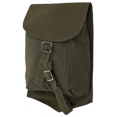 Combined bag for grenades/shovel