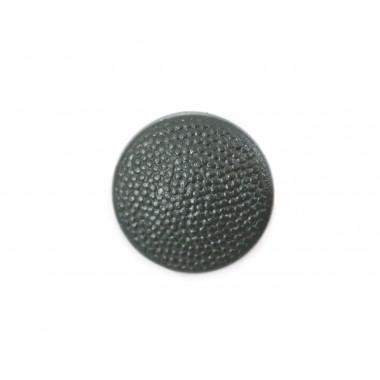 Button 12 mm for German cap Feldgrau