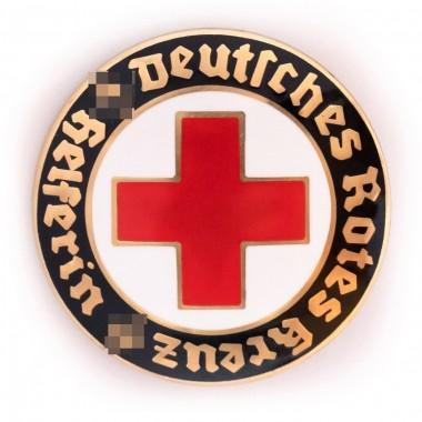 Red Cross pin badge