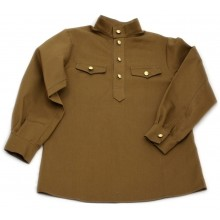 Red army shirt for children