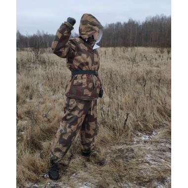 Winter jacket parka Inverted Splinter 1943-45