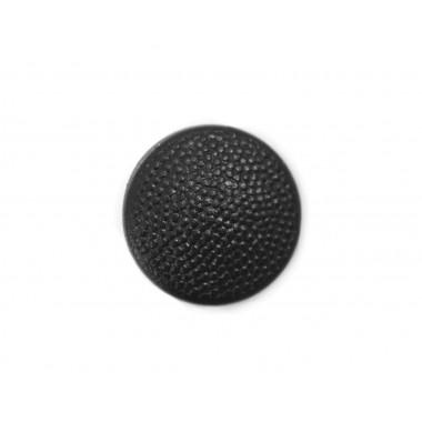 Button 12 mm for German cap black