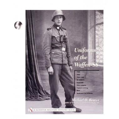 Book: Uniforms of the Waffen-SS (M. Beaver), vol. 2