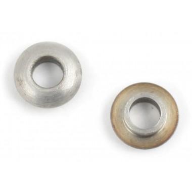 Vent eyelets for M35 helmet