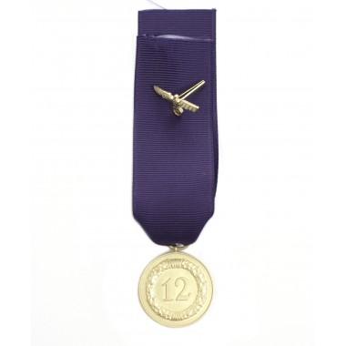 12 Year Heer Service Medal