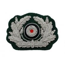 Bullion wreath for Heer officer peaked-cap 1937