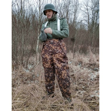 Winter pants Blurred Edge Fall to parka 1944-45