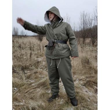 Winter jacket field-gray feldgrau parka Heer 1942-45