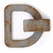 Hook-ring for rucksack tornister A-frame original