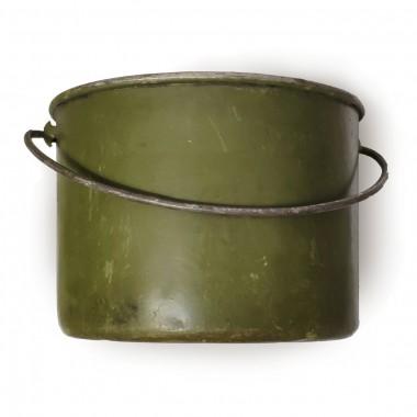 Red Army round mess-tin