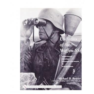 Book: Uniforms of the Waffen-SS (M. Beaver), vol. 3