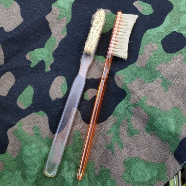 Toothbrush of the Wehrmacht, Red Army