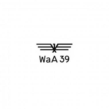 Waffenamt acceptance stamp WaA 39