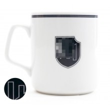 Mug of the 2nd SS division Reich 330 ml