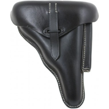 Black holster for Walther P38 pistol