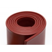 3 mm red rubber