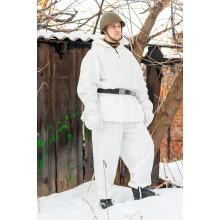 White winter camouflage suit RKKA USSR