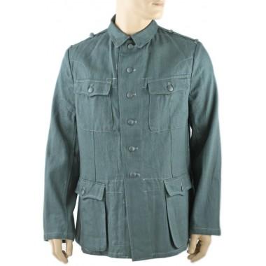 Blouse jacket summer fatigue Drillich 1942-45
