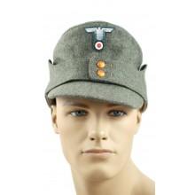 WH-Jäger cap with insignia