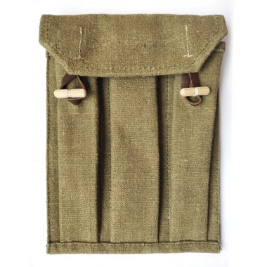 Pouch for PPS box-magazines