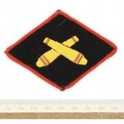 Antitank artillery patch insignia